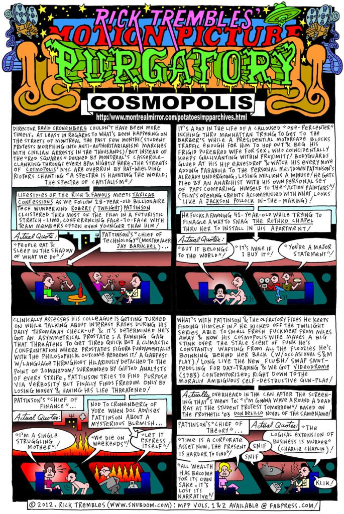 cosmopopolis